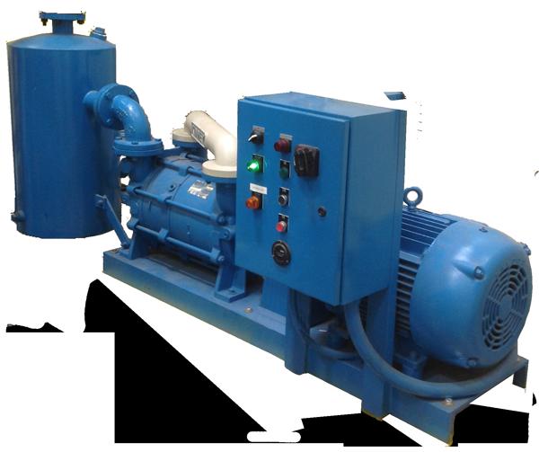 Vacuum Pump System Design : Vacuum pump systems product details advantages more